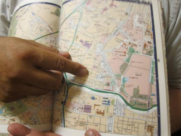 参勤交代-地図