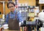 いわき市泉町自家焙煎珈琲と紅茶の専門店ウェルハース1