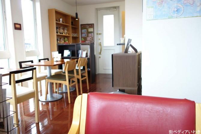 いわき市の喫茶店カフェ草木台のはの香1