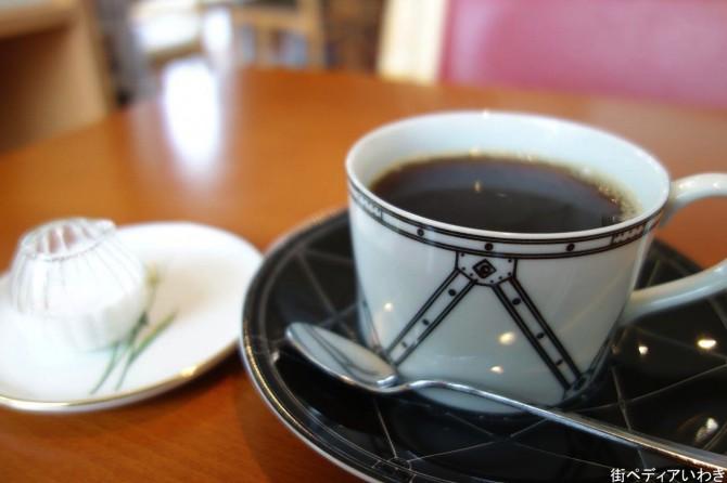 いわき市の喫茶店カフェ草木台のはの香2