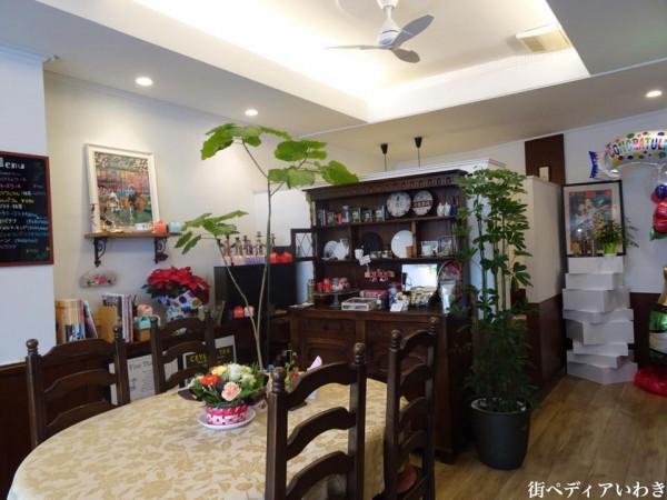 福島県郡山市のカフェ紅茶CafeLOVERSLEAP(ラバーズリープ)3