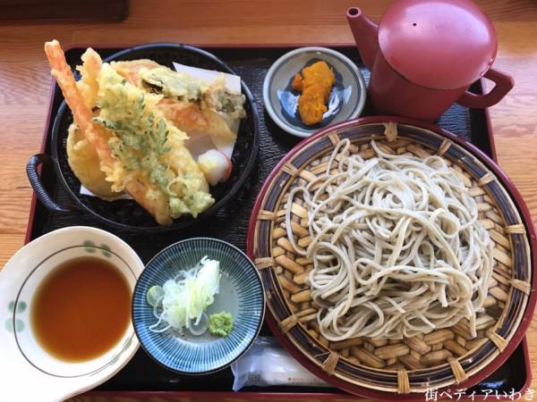 福島県石川郡平田村の道の駅ひらたのそばとカレーを食べてきました4