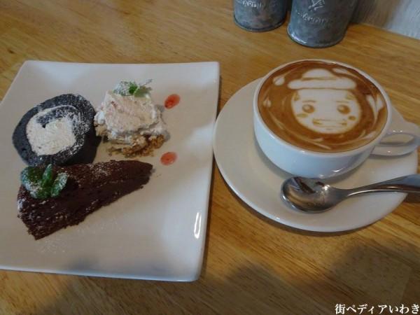 福島県いわき市湯本のカフェシュクルーム8