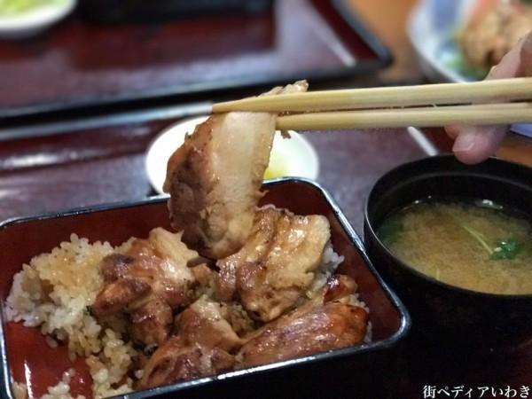 福島県いわき市鳥(鶏)料理専門店のちゃぼ・平店・湯本店・小名浜店6