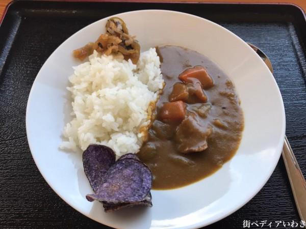 福島県石川郡平田村の道の駅ひらたのそばとカレーを食べてきました6