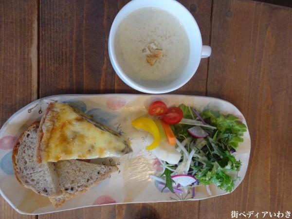 福島県いわき市神谷のカフェ・喫茶店のSoupcafeあかり4