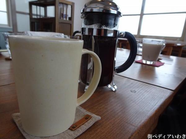 福島県いわき市神谷のカフェ・喫茶店のSoupcafeあかり6