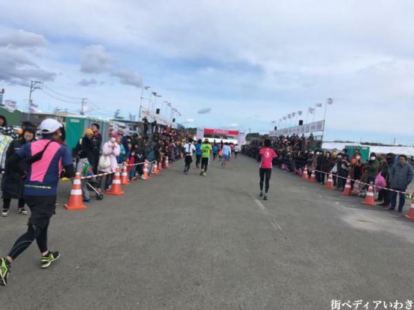 いわきサンシャインマラソン201720