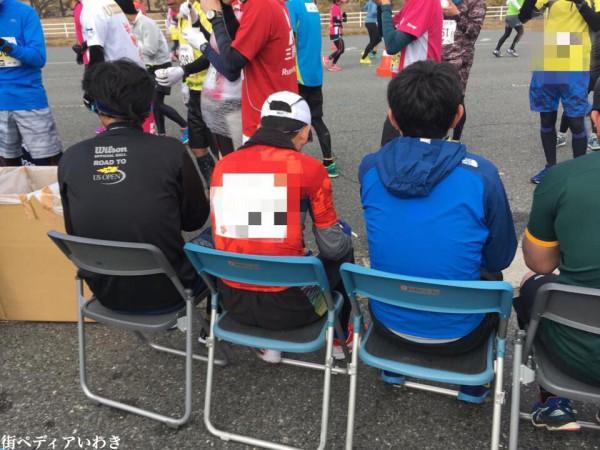 いわきサンシャインマラソン201729