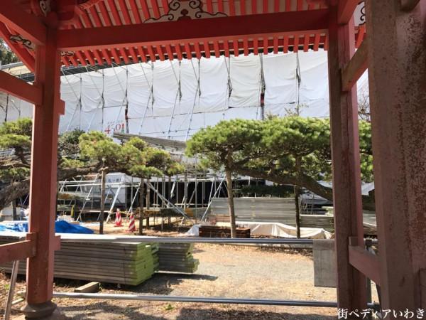 福島県いわき市平山崎浄土宗の寺院-梅の名所専称寺5