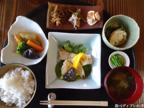 福島県いわき市ランチも豪華な懐石料理のお店茶房ととさん10