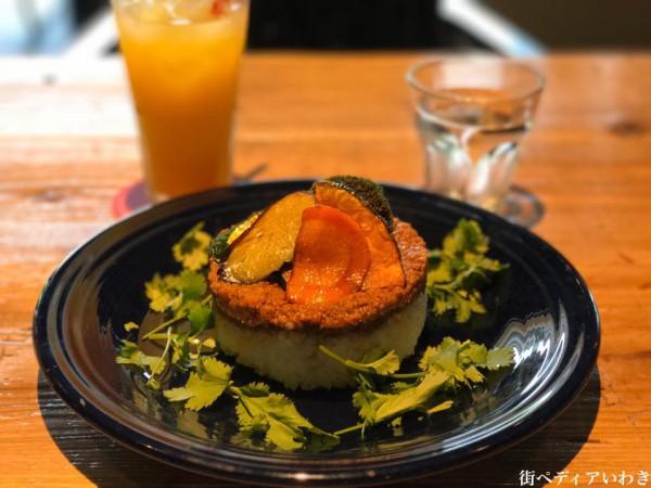 いわきFCパーク(福島県いわき市)のRED&BLUE CAFE10