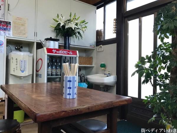 チーナン食堂の人気のラーメンそしてチャーハン(福島県いわき市小名浜)2