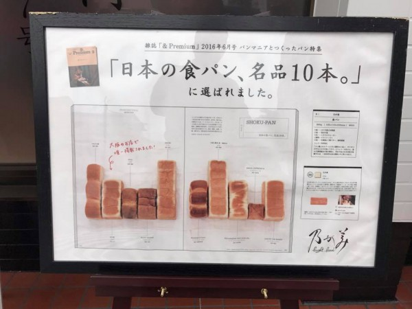 福島県郡山市 高級「生」食パン専門店の乃が美(のがみ)7