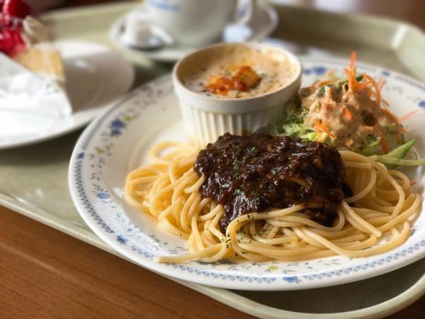 福島県いわき市中央台のカフェレストランミワリオ16