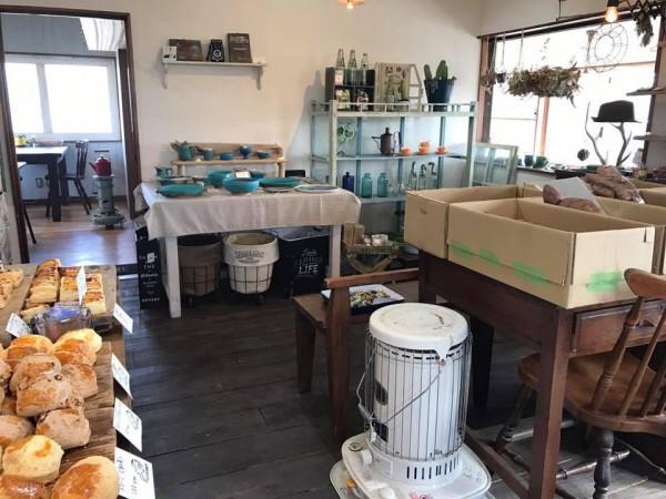 福島県いわき市のウミネコ商店、カフェ、パン、雑貨、バイク、自家焙煎コーヒー3