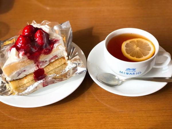 福島県いわき市中央台のカフェレストランミワリオ20