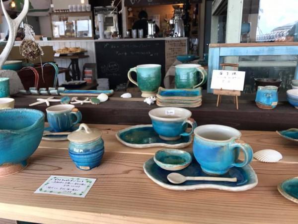 福島県いわき市のウミネコ商店、カフェ、パン、雑貨、バイク、自家焙煎コーヒー4