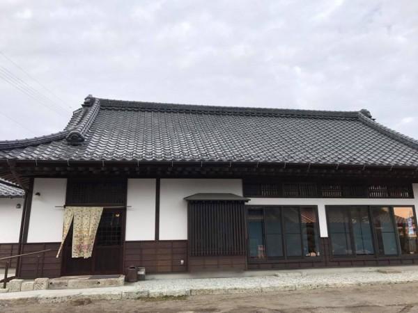 福島県いわき市豊間の古民家カフェほうせん4
