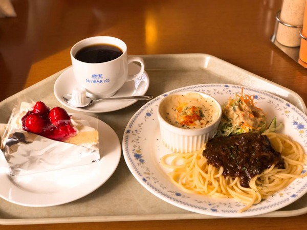 福島県いわき市中央台のカフェレストランミワリオ15