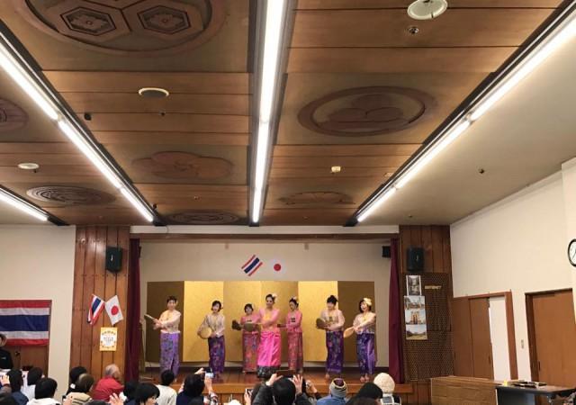 いわき市湯本温泉旅館の古滝屋さん(福島県いわき市湯本)でタイフェスが開催2