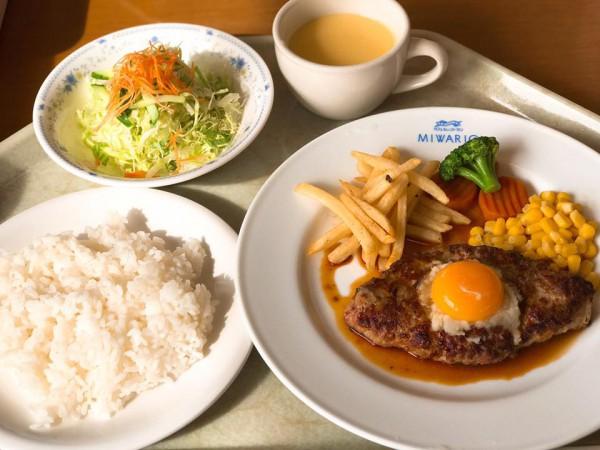 福島県いわき市中央台のカフェレストランミワリオ18