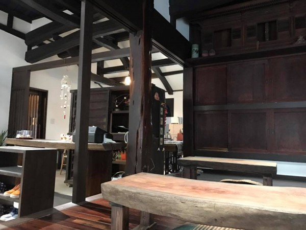 福島県いわき市豊間の古民家カフェほうせん8