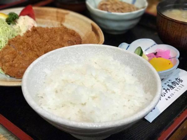 福島県いわき駅前のランチとんかつ定食などみふみ屋肉店のみふみ屋食堂-4