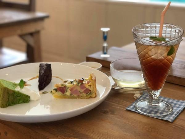 いわき市四倉町のVege Herb Cafe(ベジハーブカフェ)ワンダーファーム途中-13