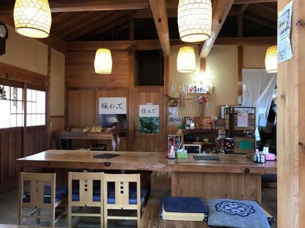 福島県いわき市遠野町の農家レストランとろろ屋半兵衛-11