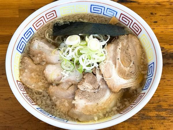 福島県須賀川市のラーメン好房(こうぼう) に行ってきました♪-5