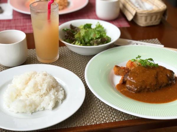 福島県郡山市のカフェ・レストラン「エルマール」でランチを食べてきました-36