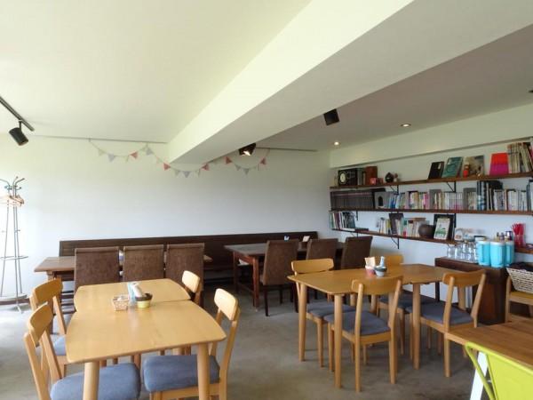 会津美里町のカフェハッタンドウ (Café & marché Hattando) に行ってきました-6