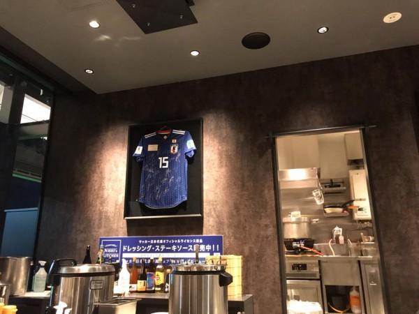 サッカー日本代表専属西シェフのお店がいわきFCパークにオープン♪カレーやパスタを食べてきました-23