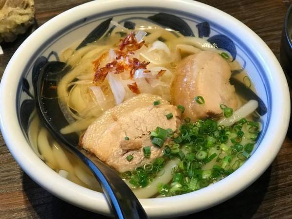 福島県いわき市小名浜のうどん香蔵-7
