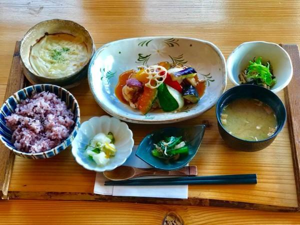 いわき市四倉のカフェレストラン・ギャラリー時季の森-28