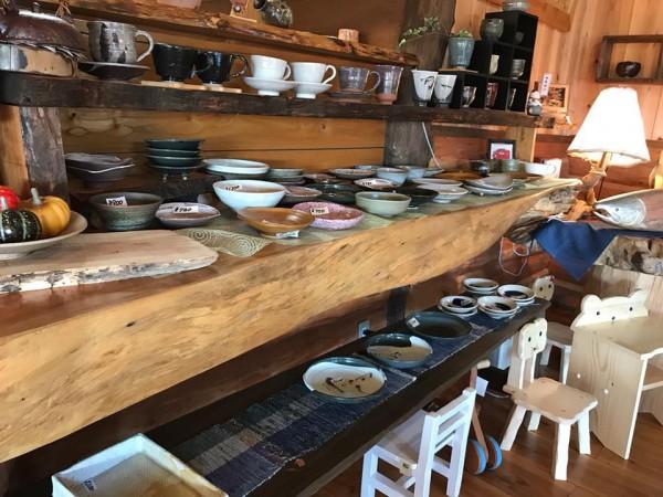 いわき市四倉のカフェレストラン・ギャラリー時季の森-6