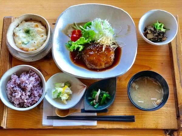 いわき市四倉のカフェレストラン・ギャラリー時季の森-5