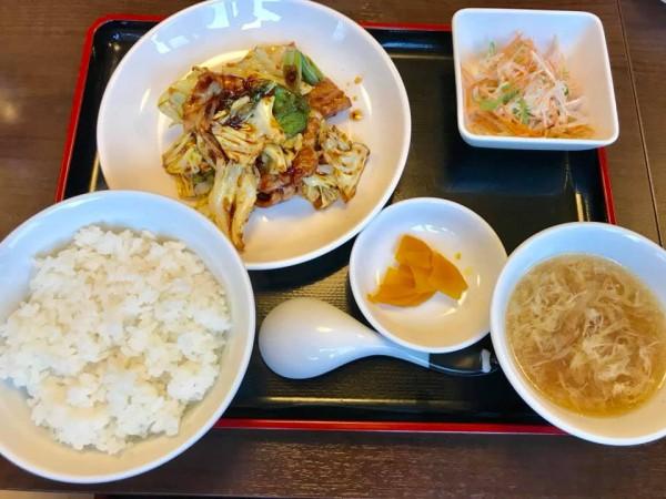 福島県いわき市湯本の中華料理ろくめい(旧店名 龍食)-190307-9