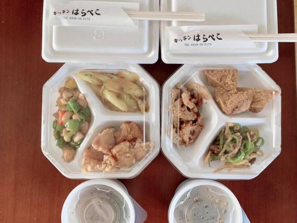 いわきの泉駅前の惣菜やお弁当のキッチンはらぺこ-2