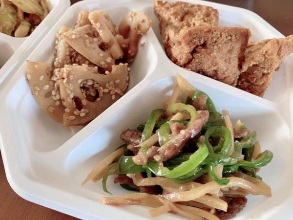 いわきの泉駅前の惣菜やお弁当のキッチンはらぺこ-5