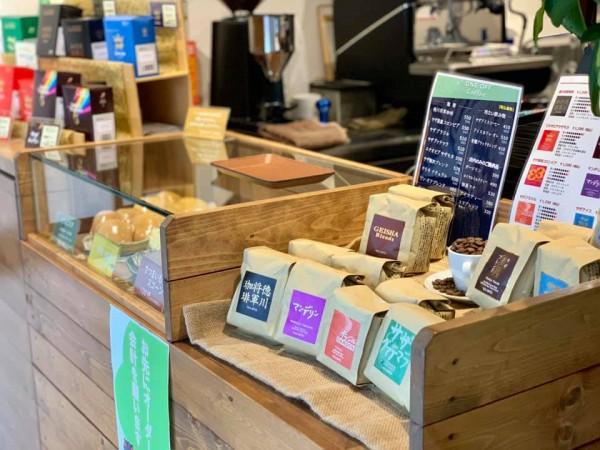 いわき市内郷のサザコーヒーONE-OFF Coffee チーズケーキの店や磐城一高近く-191003-2