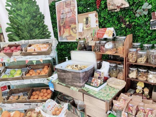福島県いわき市湯本の青果店おいしい果物の石河屋とチアフルカフェ-210121-3