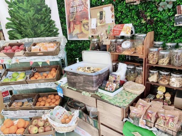 福島県いわき市湯本の青果店おいしい果物の石河屋とチアフルカフェ-210121-16