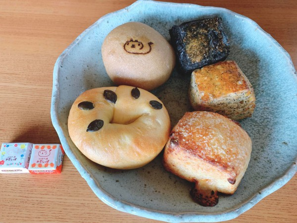 福島県郡山市パン屋小さなパン屋かぎしっぽ-210911-14