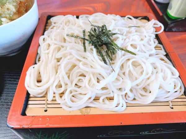 福島県郡山市のそば定食あさかの五麺-210922-7